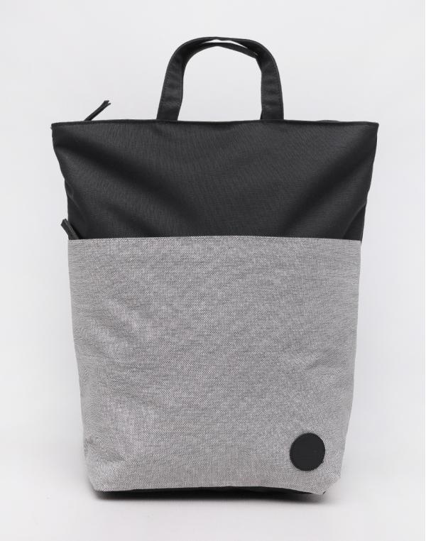Enter LS Utility Tote Black/ Melange Black Pocket