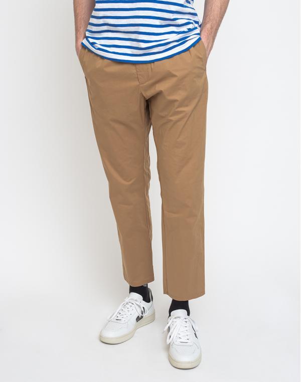 Loreak Pants Leni Pplin Soft C-camel 32