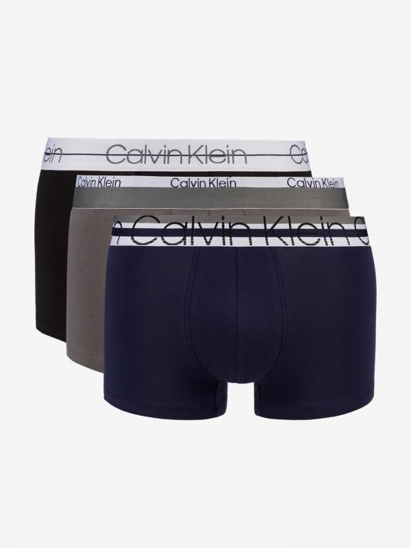 Boxerky 3 ks Calvin Klein Černá