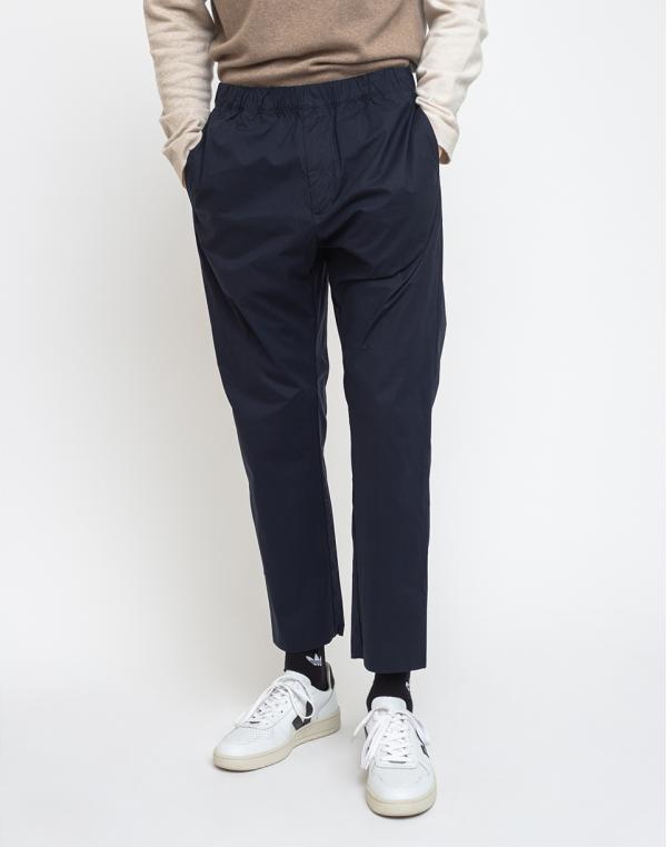 Loreak Pants Leni Pplin Soft B-navy 32