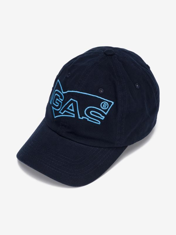 Kšiltovka GAS Baldin Cap Modrá