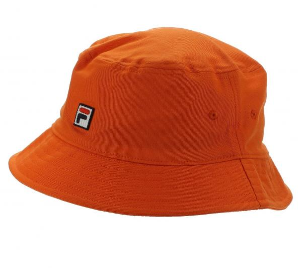 klobouk Fila Bucket Hat Flexfit - Mandarin Orange one size