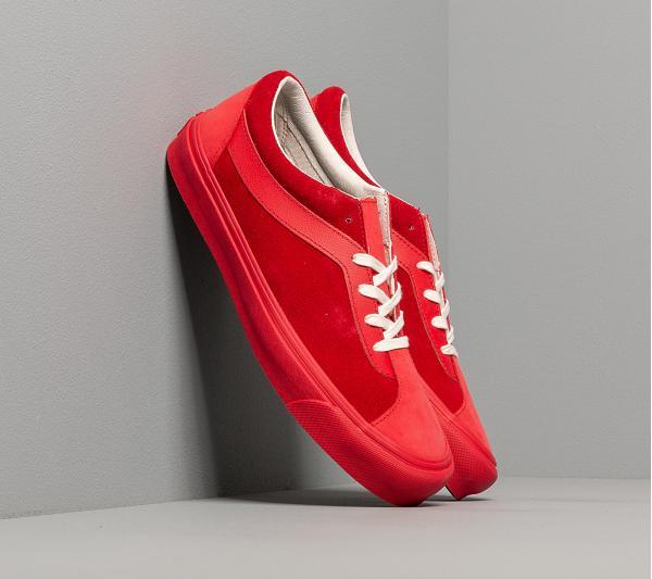 Vans Vault Bold Ni LX (Nubuck/ Suede) Red