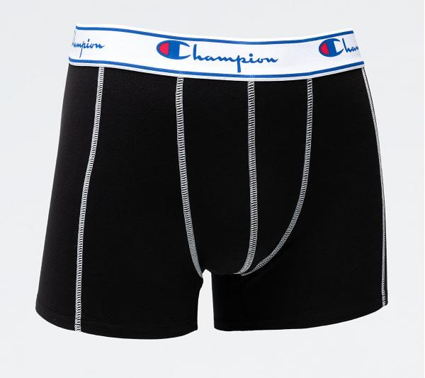 Champion Boxer Black