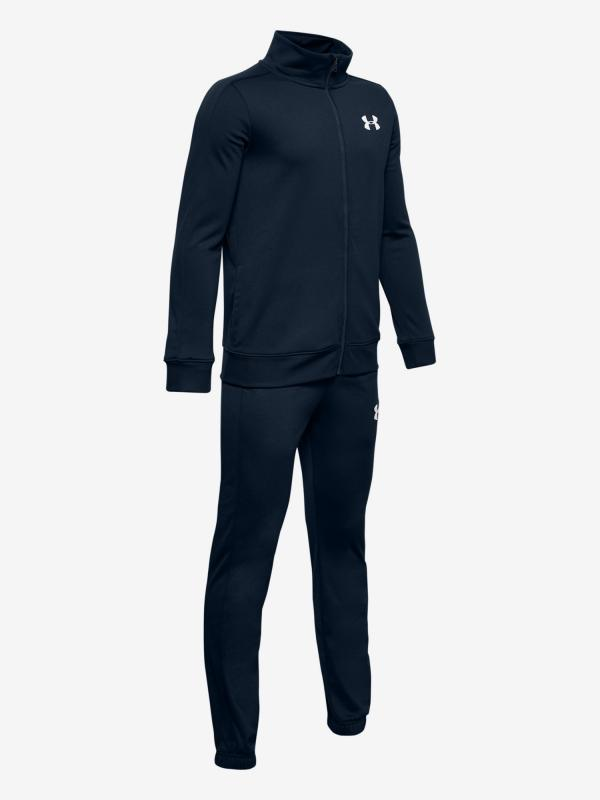 Souprava Under Armour Knit Track Suit Modrá