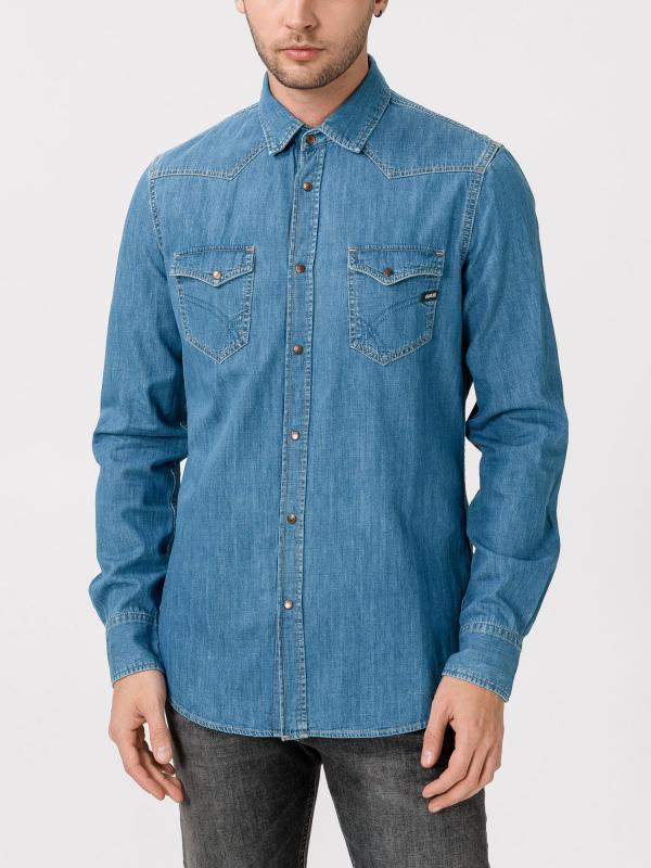 Košile GAS Kant X Modrá