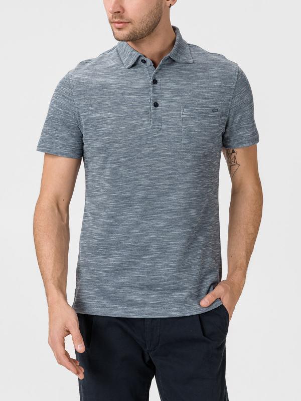 Tričko GAS Manny/S Modrá