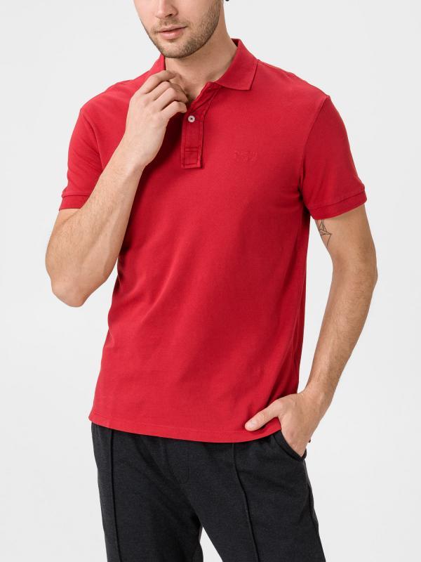 Tričko GAS Ralph/S New Červená