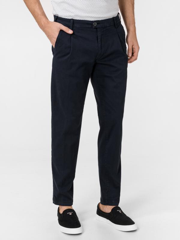 Kalhoty GAS Aspen Pinces Modrá