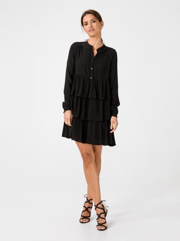 Irene Šaty Vero Moda Černá