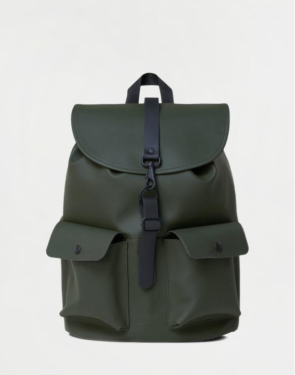 Rains Camp Backpack 03 Green