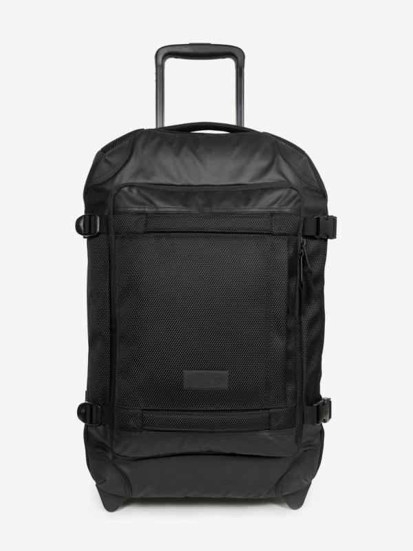 Cestovní taška Eastpak Tranverz Cnnct S Cnnct Coat Černá