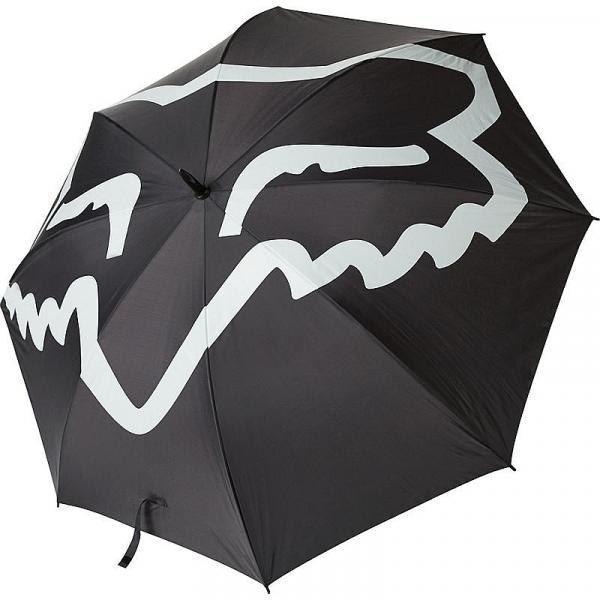 deštník Fox Track Umbrella - Black one size