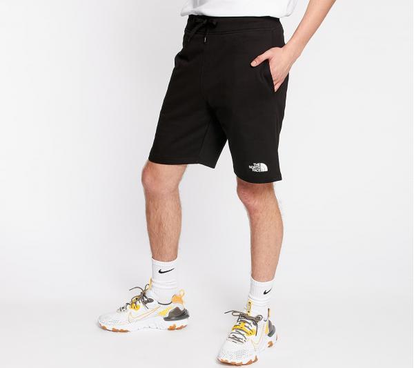 The North Face Standard Light Shorts Black