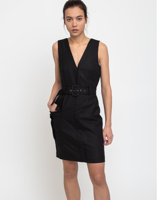 Edited Joleen Dress Black 38