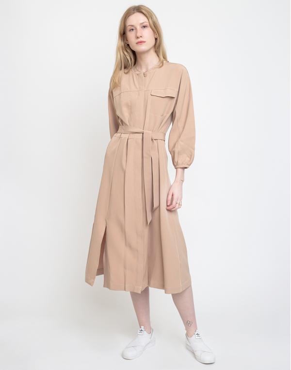 Edited Nichola Dress Beige 34