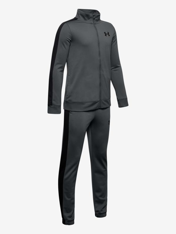 Souprava Under Armour Knit Track Suit Šedá