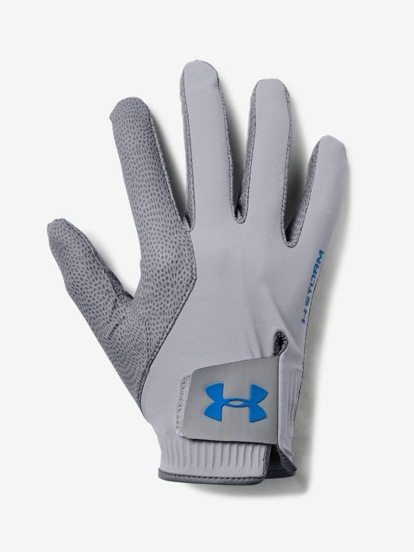 Rukavice Under Armour Storm Golf Gloves Šedá