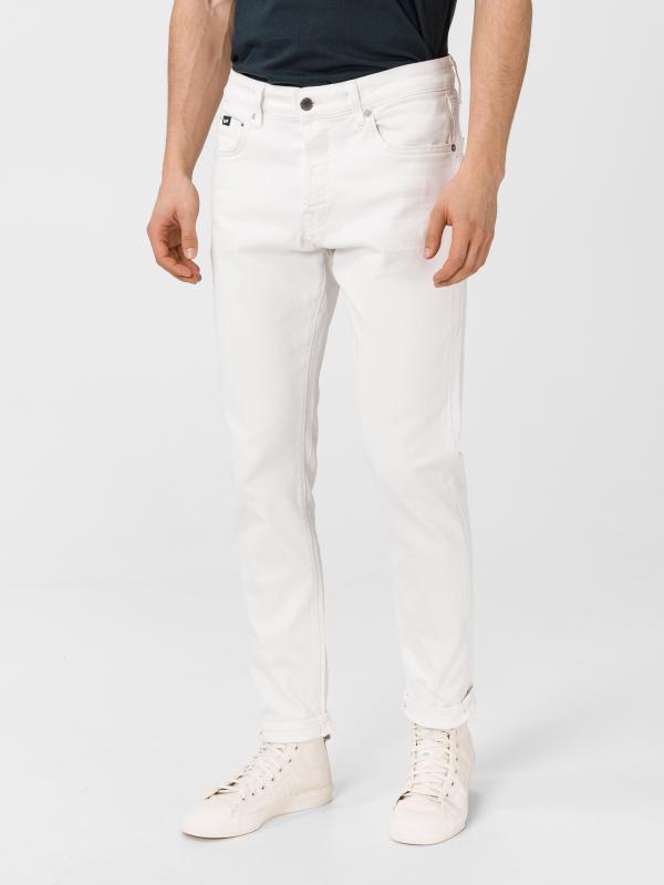 Kalhoty GAS Norton Carrot Bílá