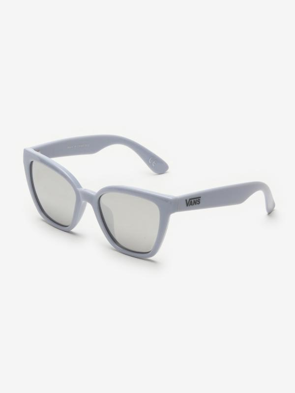 Brýle Vans Wm Hip Cat Sunglasse Zen Blue/Slvr Modrá