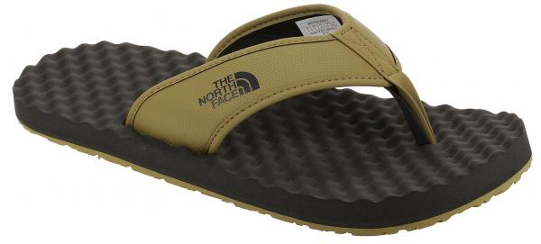 žabky The North Face Base Camp Flip-Flop II - British Khaki/Asphalt Gray 42
