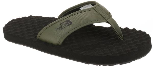 žabky The North Face Base Camp Flip-Flop II - New Taupe Green/TNF Black 42
