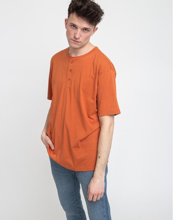 Thinking MU Brad Terracotta T-shirt Terracotta L
