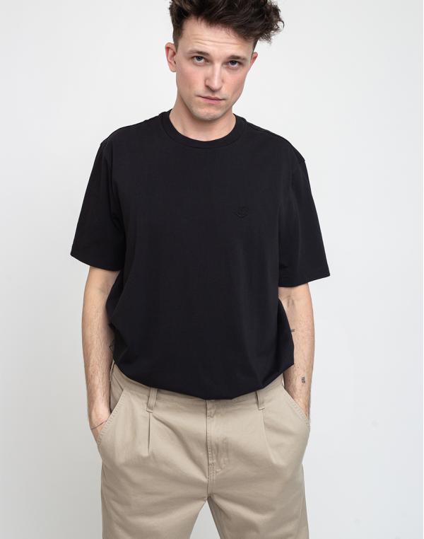 Lazy Oaf Boy T-shirt Black S