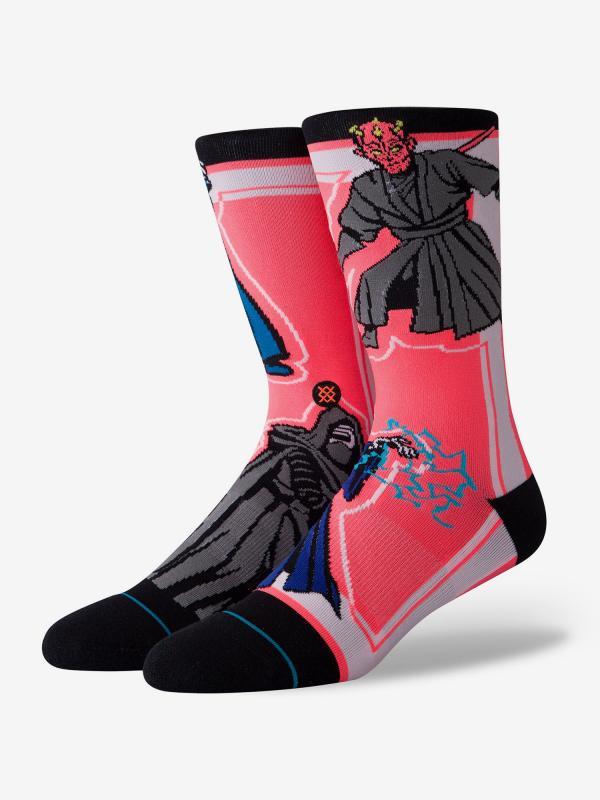 Ponožky Stance Sw Sith Black Barevná