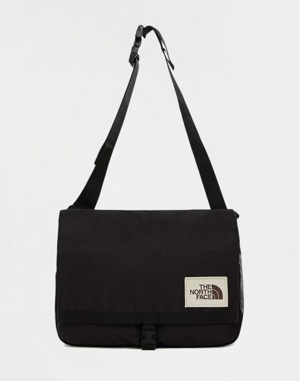 The North Face Berkeley Satchel TNF Black Heather