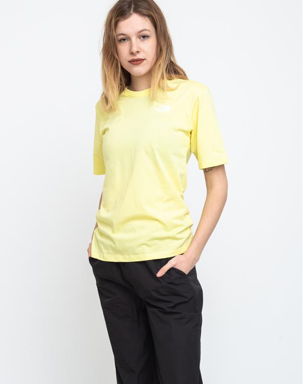 The North Face Bf Simple Dome Stinger Yellow S