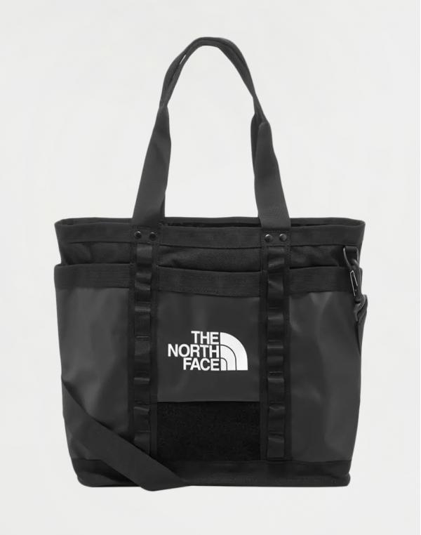 The North Face Explore Utility Tote TNF Black/TNF Black