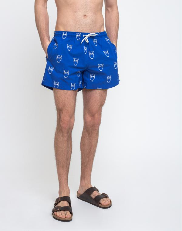 Knowledge Cotton Bay All-over Owl Swimshorts 1295 Surf The Web M
