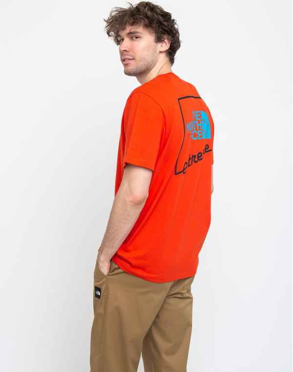 The North Face Extreme Tee Fiery Red S
