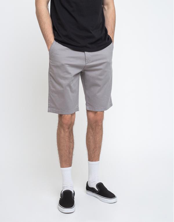 Knowledge Cotton Chuck Regular Chino Shorts 1227 Alloy 32