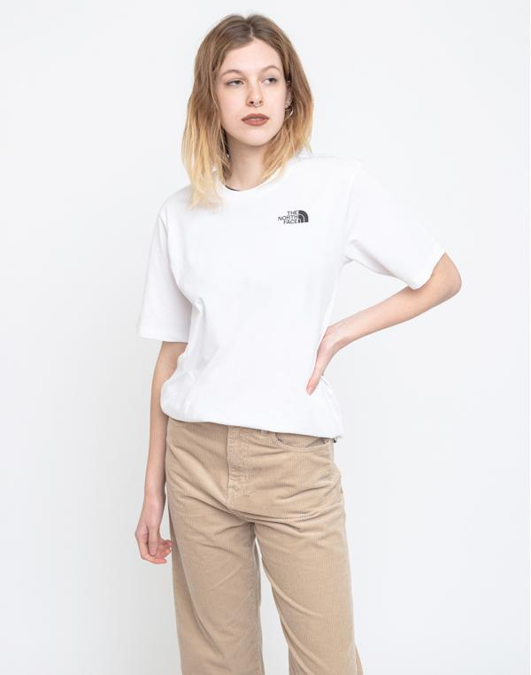 The North Face Bf Simple Dome Tnf White M