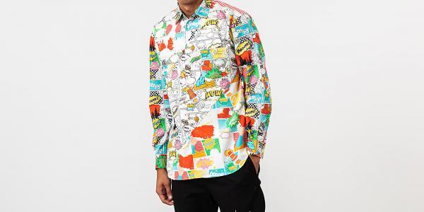 Comme des Garçons SHIRT Shirt Multicolor
