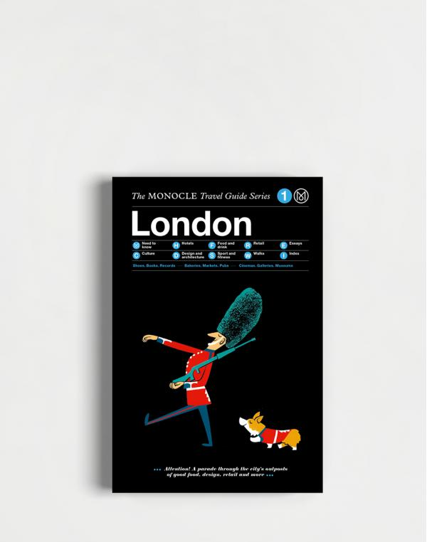 Gestalten London: The Monocle Travel Guide Series- updated