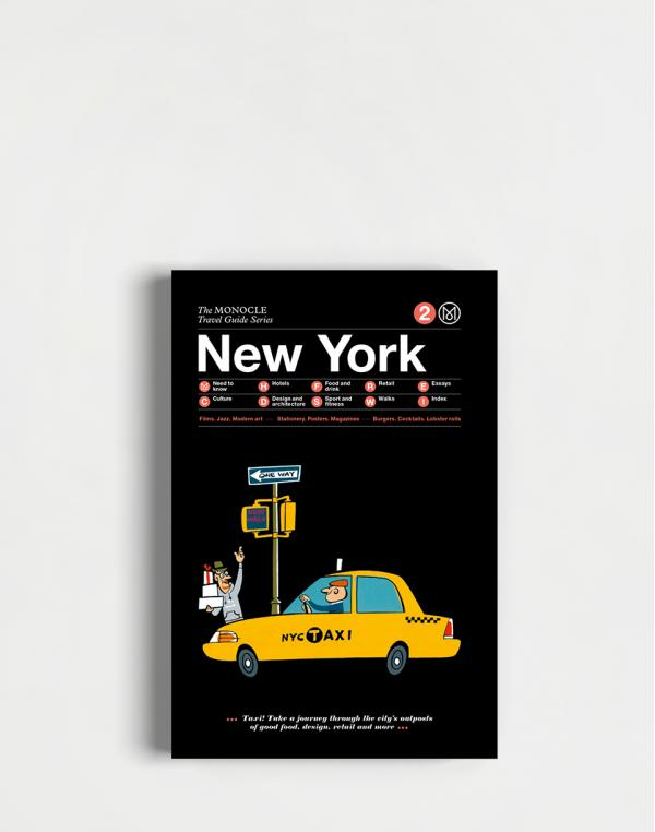Gestalten New York: The Monocle Travel Guide Series - updated