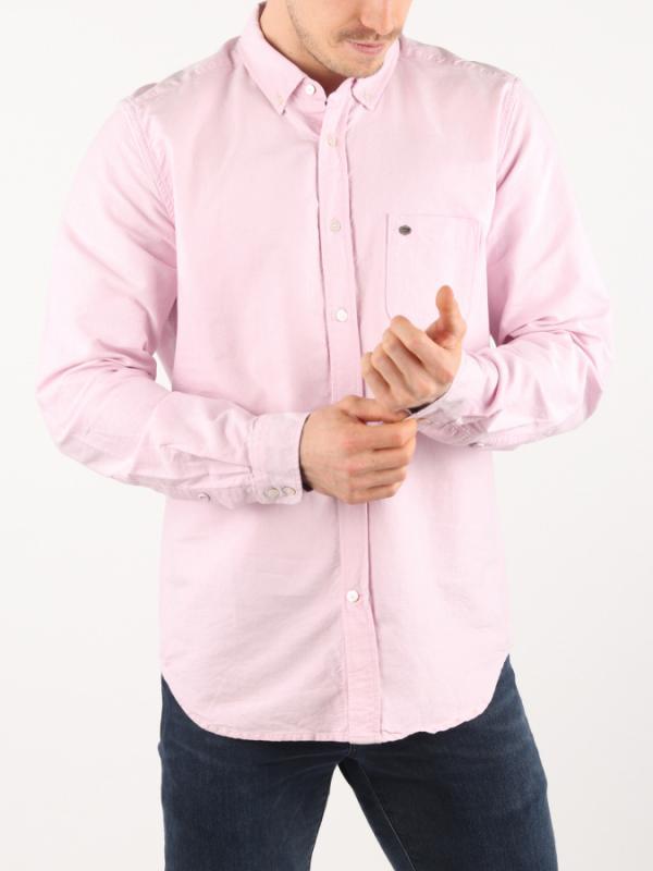 Košile Diesel SHANK-R CAMICIA Růžová