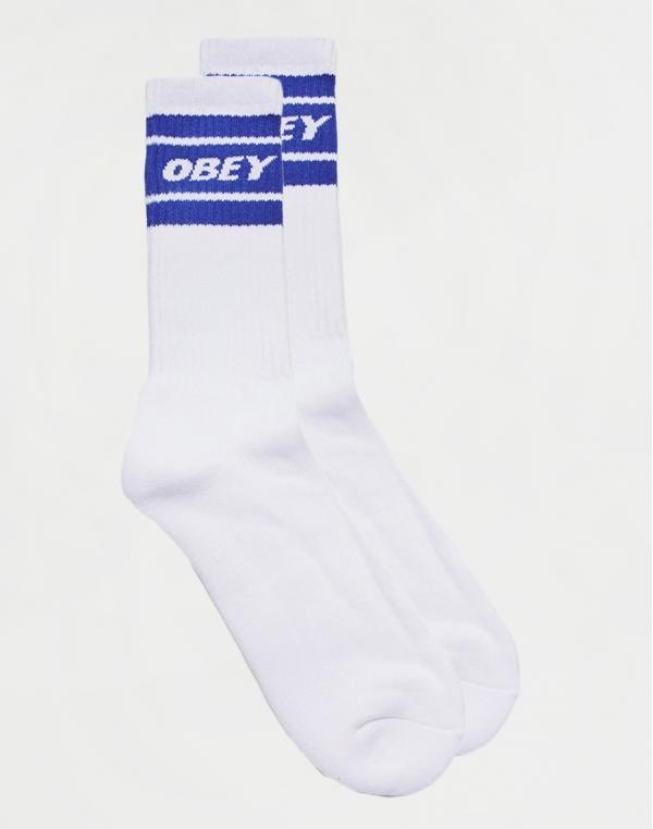 Obey Cooper II White/ Ultramarine