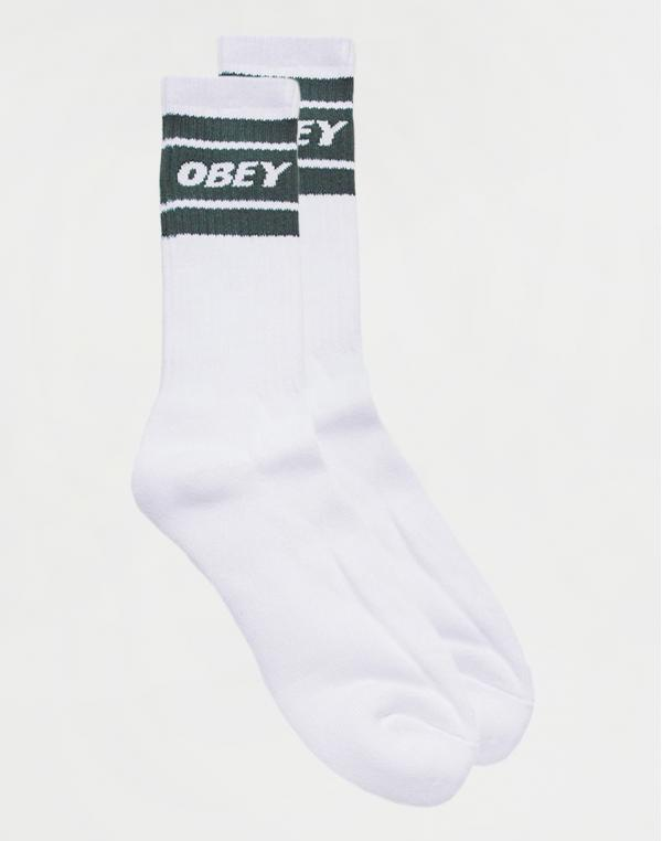 Obey Cooper II White/ Park Grey
