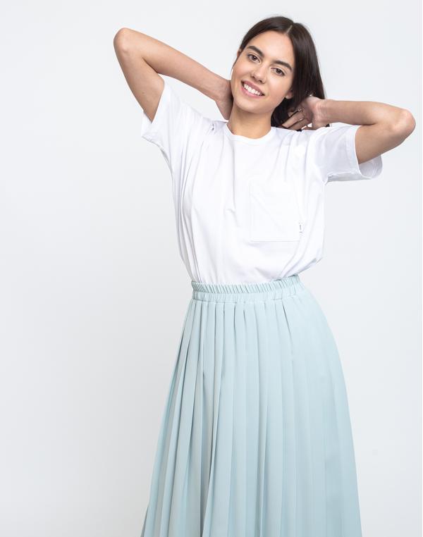 Makia Dusk T-Shirt White L