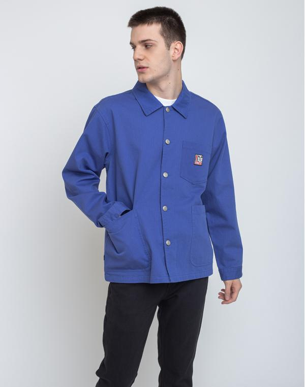 Obey Pebble Chore Jacket Ultramarine M