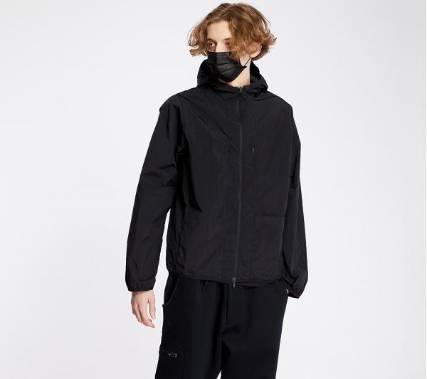 Y-3 Travel Parka Jacket Black