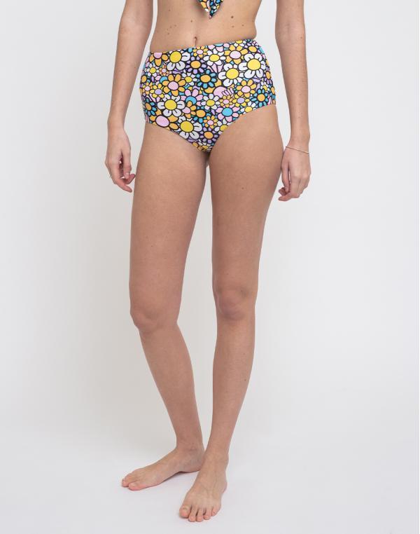 Lazy Oaf In Bloom Bikini Bottoms Multi XS