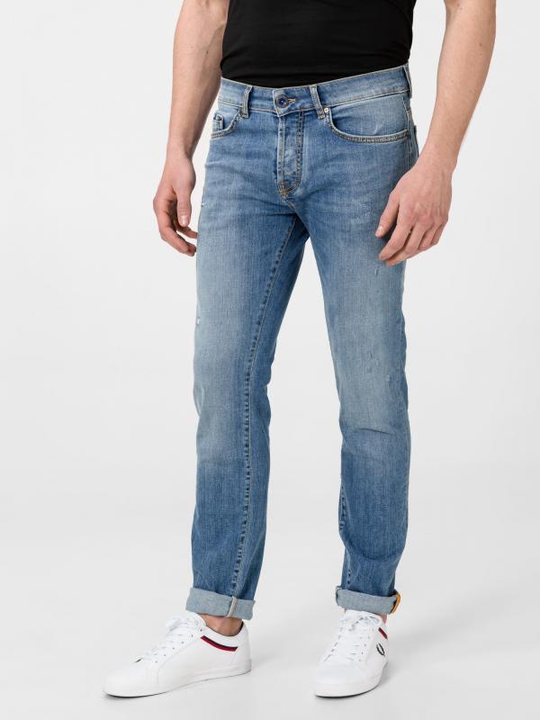 Anders Jeans GAS Modrá