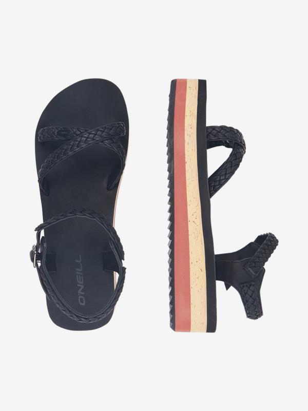 Sandále O'Neill Fw Batida Platform Sandals Modrá