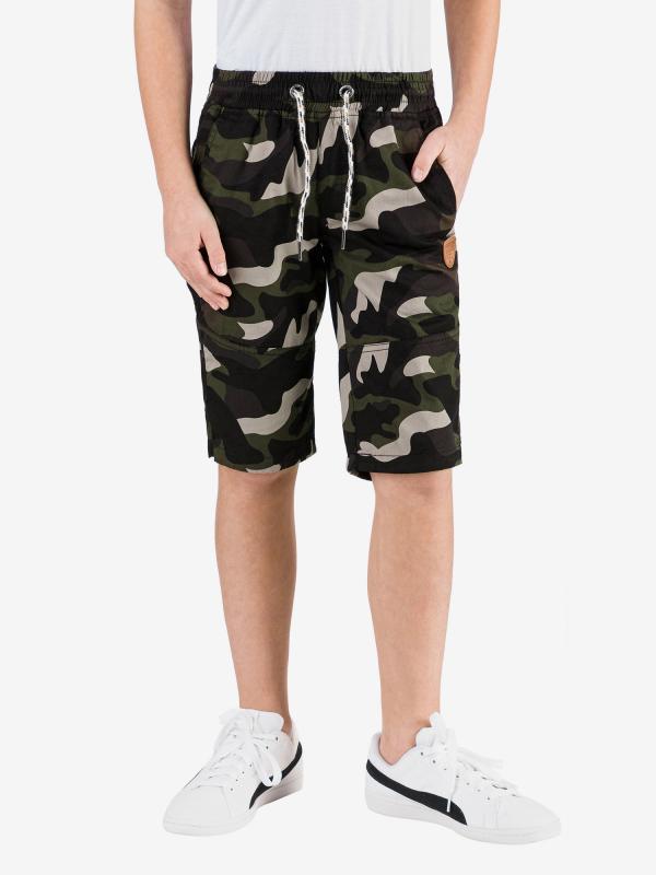 Kalhoty SAM 73 BS 523 Zelená