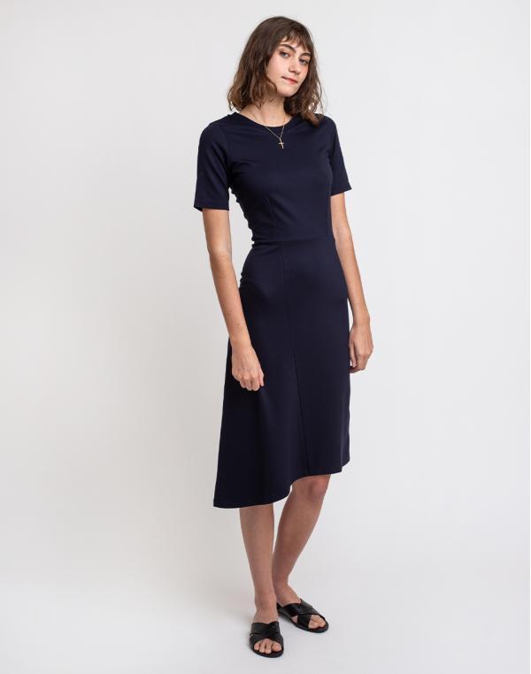 Loreak Dresses Sma Punto Roma A-navy S